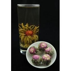 "Blooming tea ""Amaranth Star"""