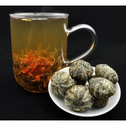 "Blooming tea ""Heady Aroma"""