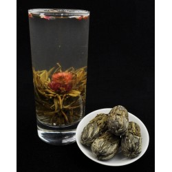 "Blooming tea ""Peach of Immortality"""