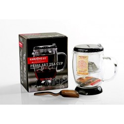 Kamjove Tea Maker-350cc (borocilicate)