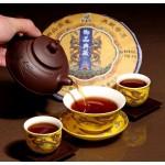 Meghay Shu Puer Yunnan
